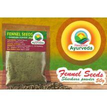 Fennel Seeds with Sharkara Powder, 50 g ( Édeskömény + Sarkara )