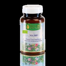 MA 505, 60 g, Triphala - gyümölcsöket tartalmazó ájurvédikus étrendkiegészítő tabletta