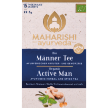 For the Active Man Tea, 15 filteres, 22,5 g