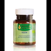 Neem ájurvédikus gyógynövény készítmény, organikus, 30 g/ 60 tabl