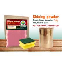 Shining powder, 50 g - Fémtisztító por