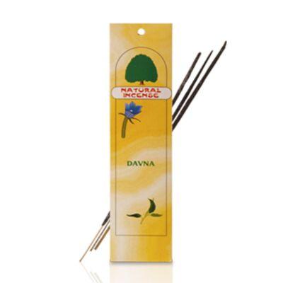 Davna, füstölő 12 doboz/ csomag (12x10 gram)