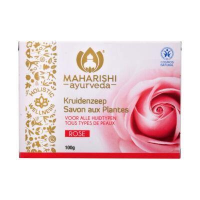 Rózsa gyógynövényszappan, 100 g