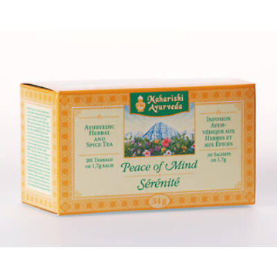 Take it Easy- (Peace of Mind) Tea, 20 filteres, 34 g
