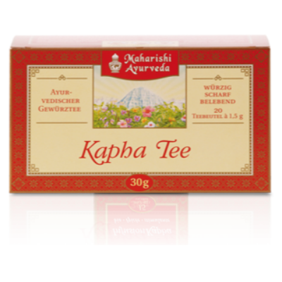 Kapha Tea, 20 filteres, 30 g