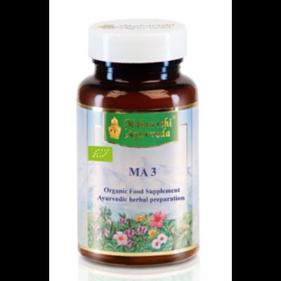 MA 3, Szellemi fiatalság tablettája, (Senior Rasyana) 100 tabl/ 50 g