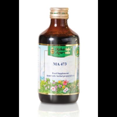 MA 473, Szív támogató gyógynövény koncentrátum, 4 x 150 ml