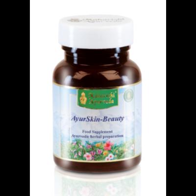 MA 989, Gyógynövénytabletta a fiatal bőrért, Youthful Skin/ AyurSkin-Beauty, 30 g
