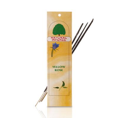 Sárga rózsa, füstölő 12 doboz/ csomag (12x10 gram)
